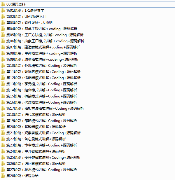 15套JAVA框架源码深度剖析视频教程(spring5,mybatis,springboot,dubbo,netty,zookeeper,tomcat,springmvc,jdk)插图(5)