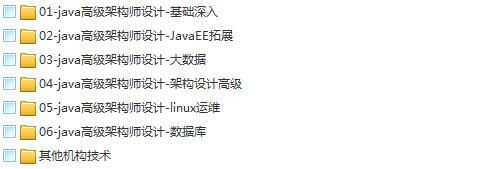 15套Java架构师,集群,高可用,高可扩展,高性能,高并发,性能优化,设计模式,数据结构,虚拟机,微服务架构,日志分析,工作流 大型分布式项目实战视频教程插图(65)