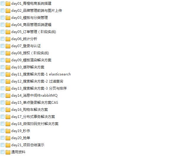 33套Java基础到大牛高薪视频教程,零到架构,Java精讲,框架精讲,高薪进阶,高效编程,全栈Java调优,网络编程,权限框架,微服务,多线程,支付项目实战,OA工作流,日志框架,大厂面试,大型项目实战系列教程插图(16)