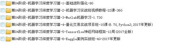 38套大数据云计算架构数据分析师开发视频,Hadoop,Spark,Storm,Kafka,人工智能机器学习深度学习项目实战教程插图(81)