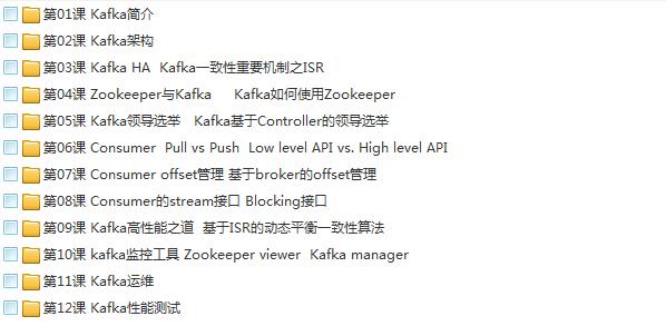 39套Java进阶高级架构师教程_Javaweb项目案例实战编程视频自学培训插图(46)