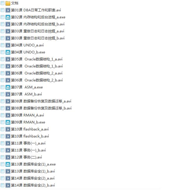 39套Java进阶高级架构师教程_Javaweb项目案例实战编程视频自学培训插图(55)