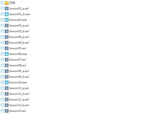 39套Java进阶高级架构师教程_Javaweb项目案例实战编程视频自学培训插图(57)