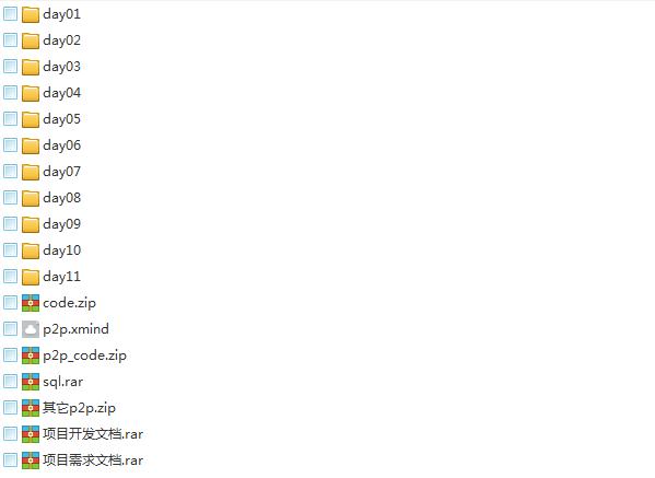 39套Java进阶高级架构师教程_Javaweb项目案例实战编程视频自学培训插图(71)