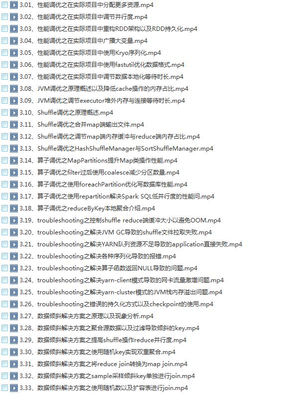 39套大数据高端架构云计算物联网精英培训 数据分析 数据挖掘 数据仓库 机器学习 日志分析 爬虫项目 行为分析 用户画像 实时计算大型企业级项目实战系列视频教程插图(20)