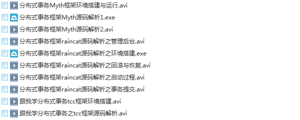 58套java架构师大型分布式企业级项目实战java开发进阶教程学习培训下载插图(64)