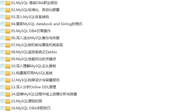 58套java架构师大型分布式企业级项目实战java开发进阶教程学习培训下载插图(74)