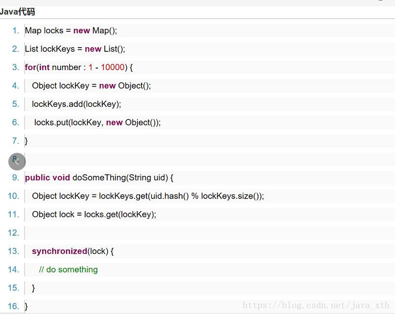 java架构之JAVA高并发的三种实现插图(9)